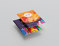 Project Involve - Healthcare Professionals Brochure
