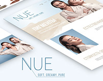 Responsine website NUE - Permanent Makeup Products