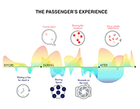 Experience Modelling: The passenger's experience | 2016