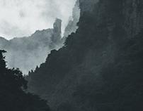 Wulingyuan Mountains