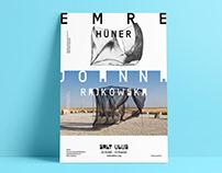 Emre Hüner&Joanna Rajkowska Exhibition
