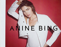 ANINE BING | SPRING 2018 | Old Glory