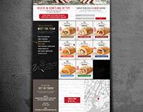 Better Bakery Website Design