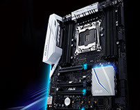 ASUS X99-A II HIGH-END MOTHERBOARD
