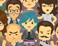 Cute Cartoon Character Generator 2