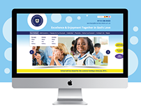 Holy Rosary and St Annes School, Website