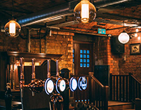 Cains Brewery Liverpool Redevelopment by the Irish Pub