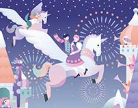 Lotte World Mall_2018 Winter Campaign