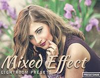 20 Mixed Effect Lightroom Presets