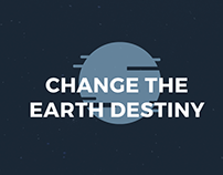 Change the earth destiny