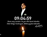 Ted Adana Koleji - 10 Kasım Atatürk'ü Anma Günü Videosu