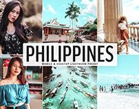 Free Philippines Mobile & Desktop Lightroom Preset