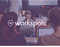Workspots - Service Design