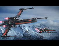 X-Wing Redesign