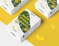 Packaging Banana Drying