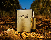 Vinha Cru || Wine Packaging Design