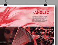 -Aholic / AAU-GR FALL 2012