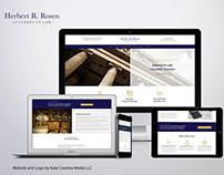 Attorney Website - Responsive!