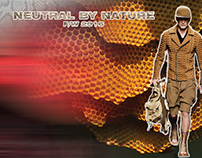 """Neutral By Nature"" Fall/Winter Menswear Collection"