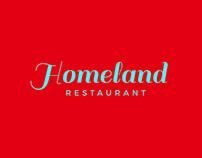 HomeLand//Branding&UX