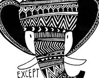 """Bag Design """"Ivory"""""""