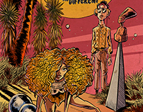 LION BABE Limited Edition Print