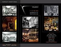 Hospitality Concept Design