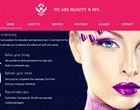 Beauty & Spa Theme