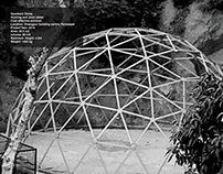 Geodesic dome - a sustainable solution for roofing