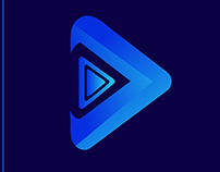 Arrow It Modern Video Player Logo