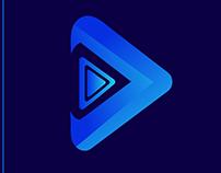 Arrow It Modern Video Player Logo
