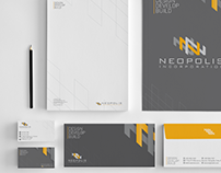 Neopolis Incorporation Logo and Identity