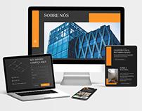 Web Design - Site Empreiteira R'Soares