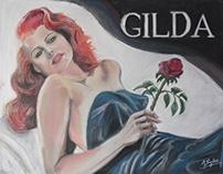 "Paints: ""Gilda"" 2017"
