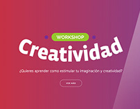 "Project ""Creativity Workshop"""