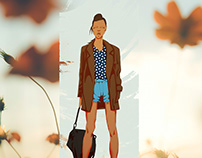 Fashion Model Outfit 3