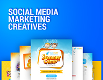 Marketing Creatives for Social media