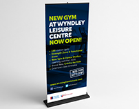 Wyndley Leisure Centre - New Gym