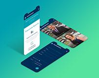 Clean Minimal Web Design - Momentum
