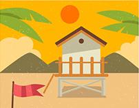 Flats mobile wallpapers para freepik.com
