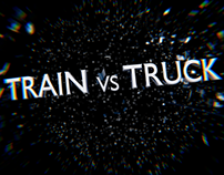 Train vs Truck-Accident Simulation