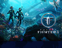 Future Fighters 3D mobile game
