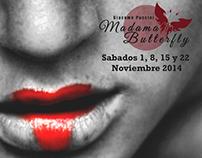 "Comunicación Gráfica, obra de teatro ""Madama Butterfly"""