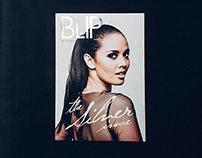 BLIP / Ablaze 2012 Layout Design