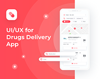 UI/UX | Smart Pharmacy mobile app