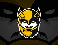 eSport logo mascot (for sale)