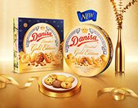 Danisa Limited Gold Edition Key Visual