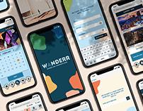 Wanderr Travel App