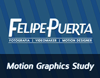 Motion Graphics Study
