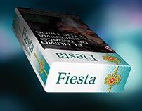 Fiesta Rounded Box - Philip Morris Uruguay